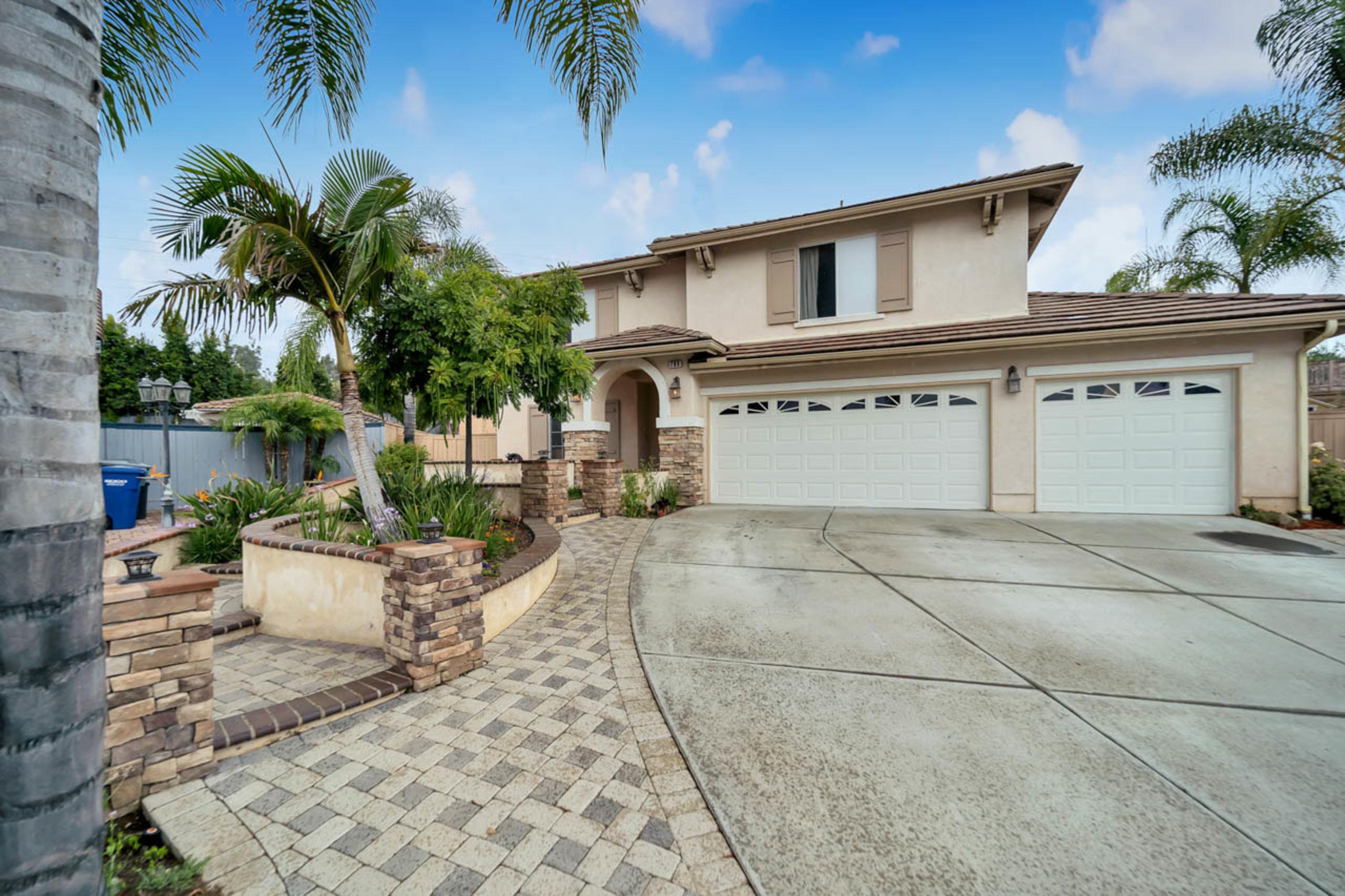 Huge San Marcos Home