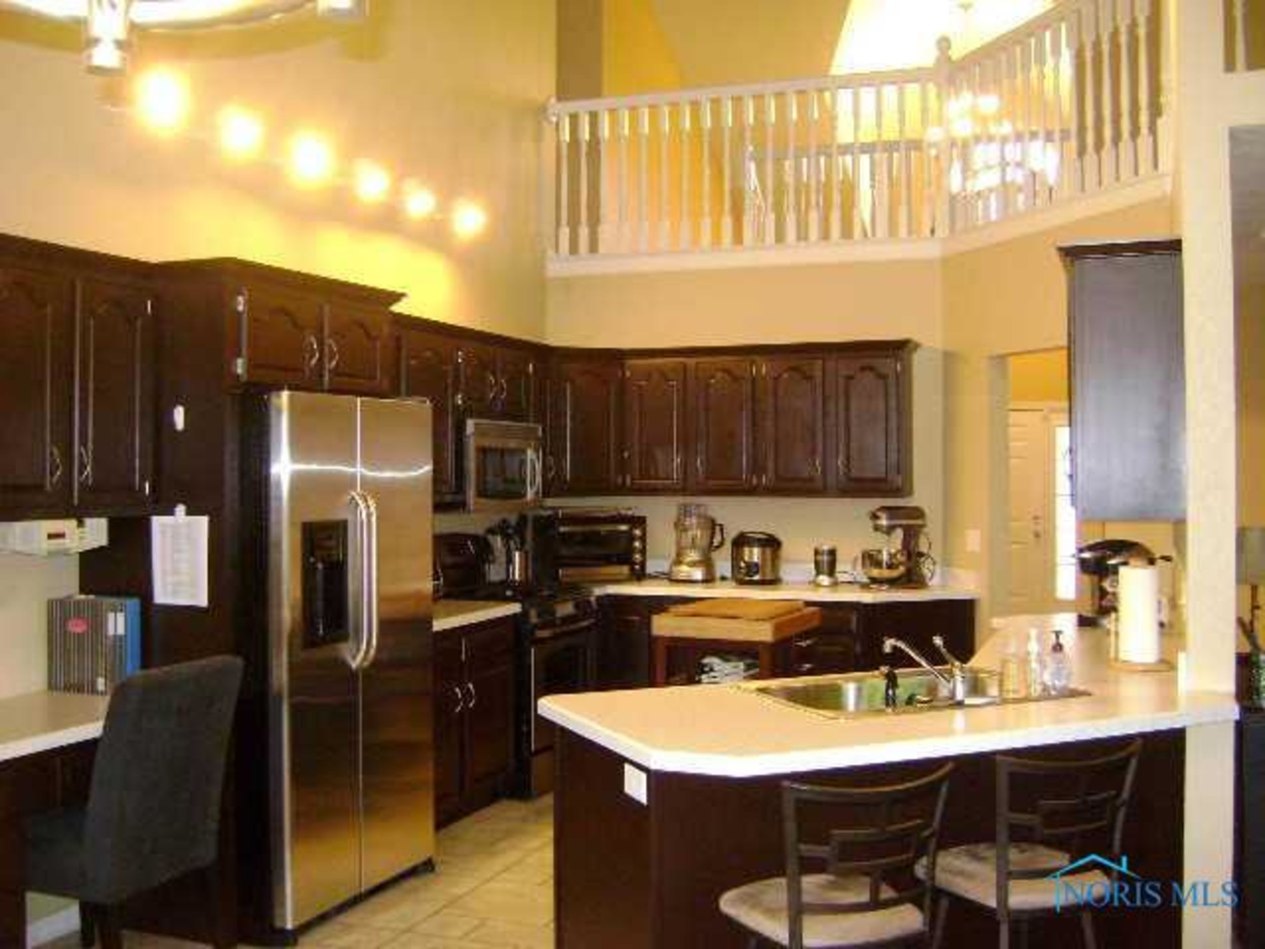 Incredible Open Kitchen with Appliances Included