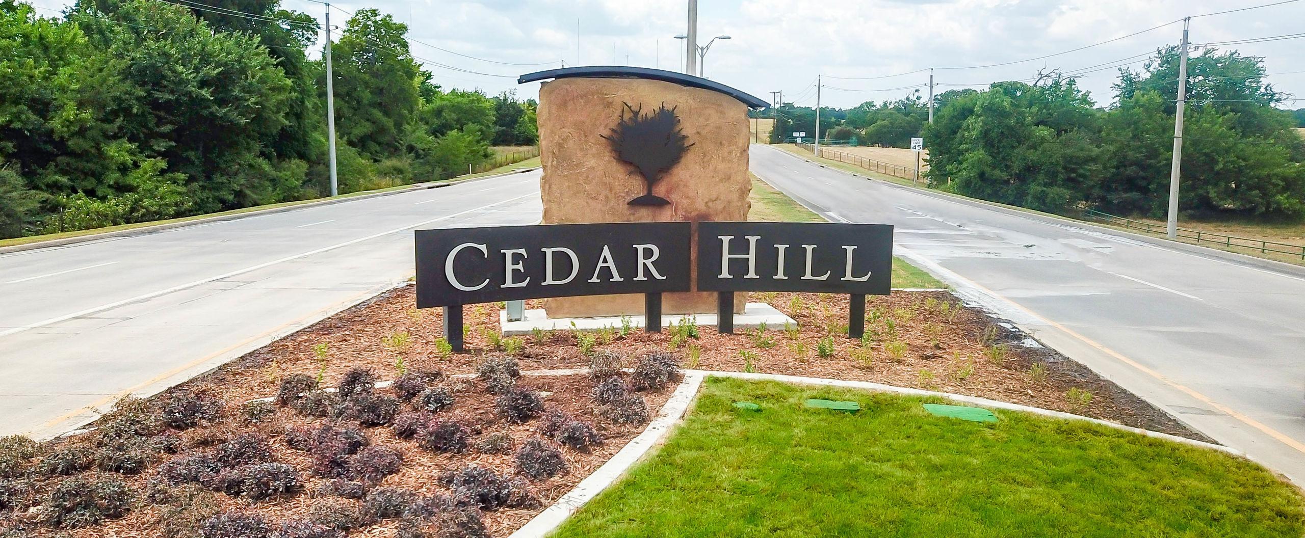 Cedar Hill - Where Opportunities Grow Naturally