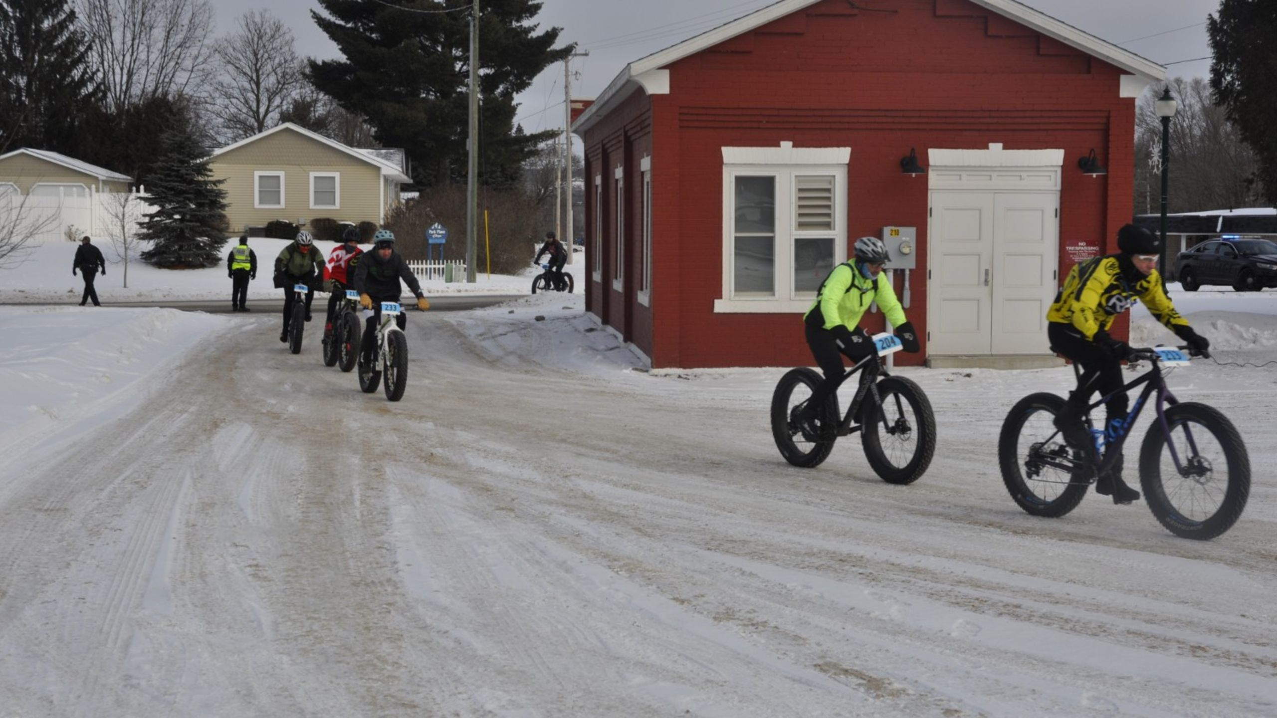 "The ""fat and flurrious"" bike race each winter is an event like no other."