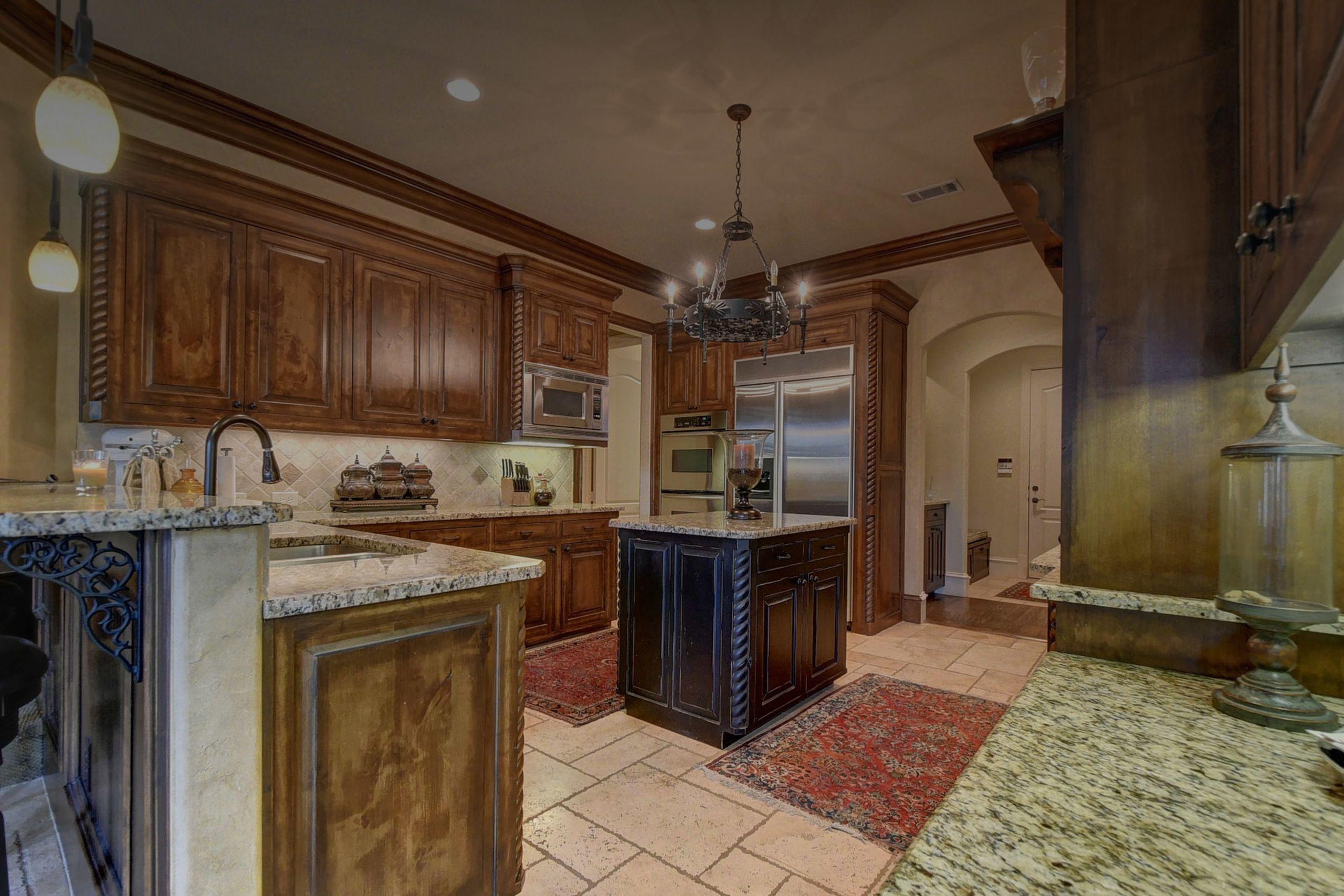 Quality kitchen craftsmanship