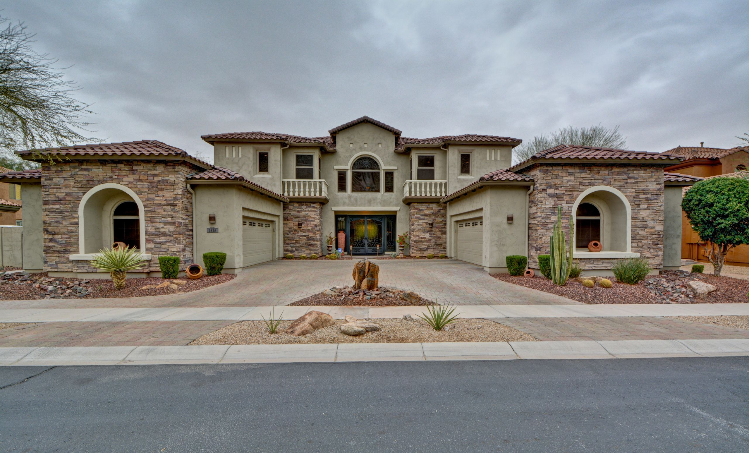 Sonoran Foothills Gated Commuity where you will find one of the regions most Luxurious Homes