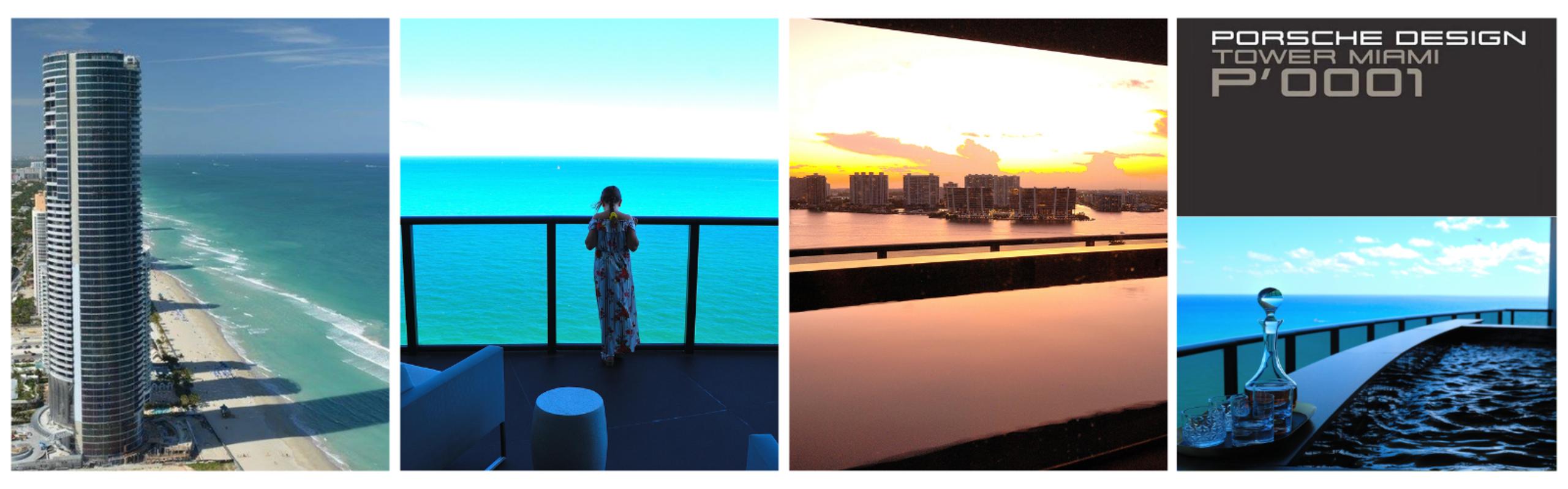 Porsche Design Tower Miami. Best priced skyvilla.