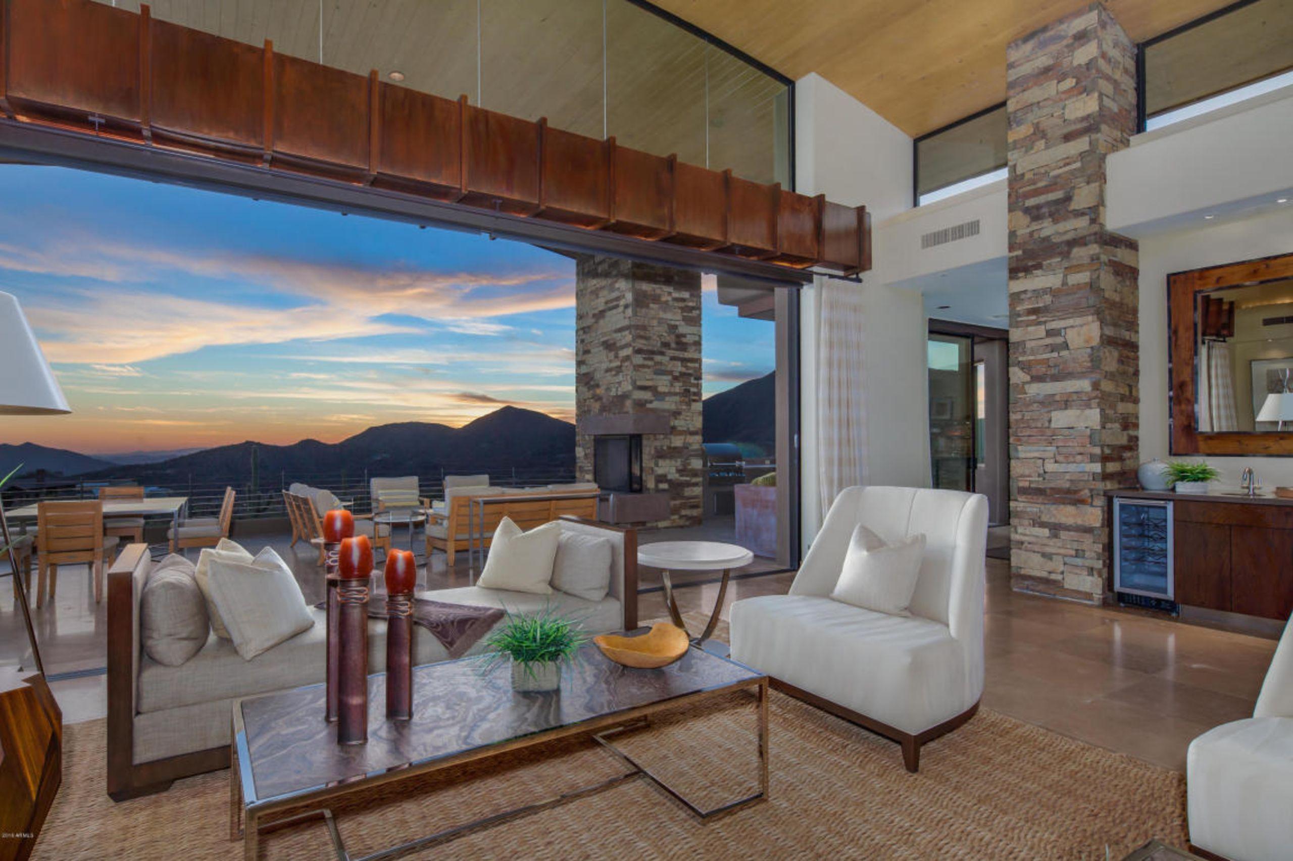 Bing Hu Architectural Masterpiece | North Scottsdale | MLS 5512499