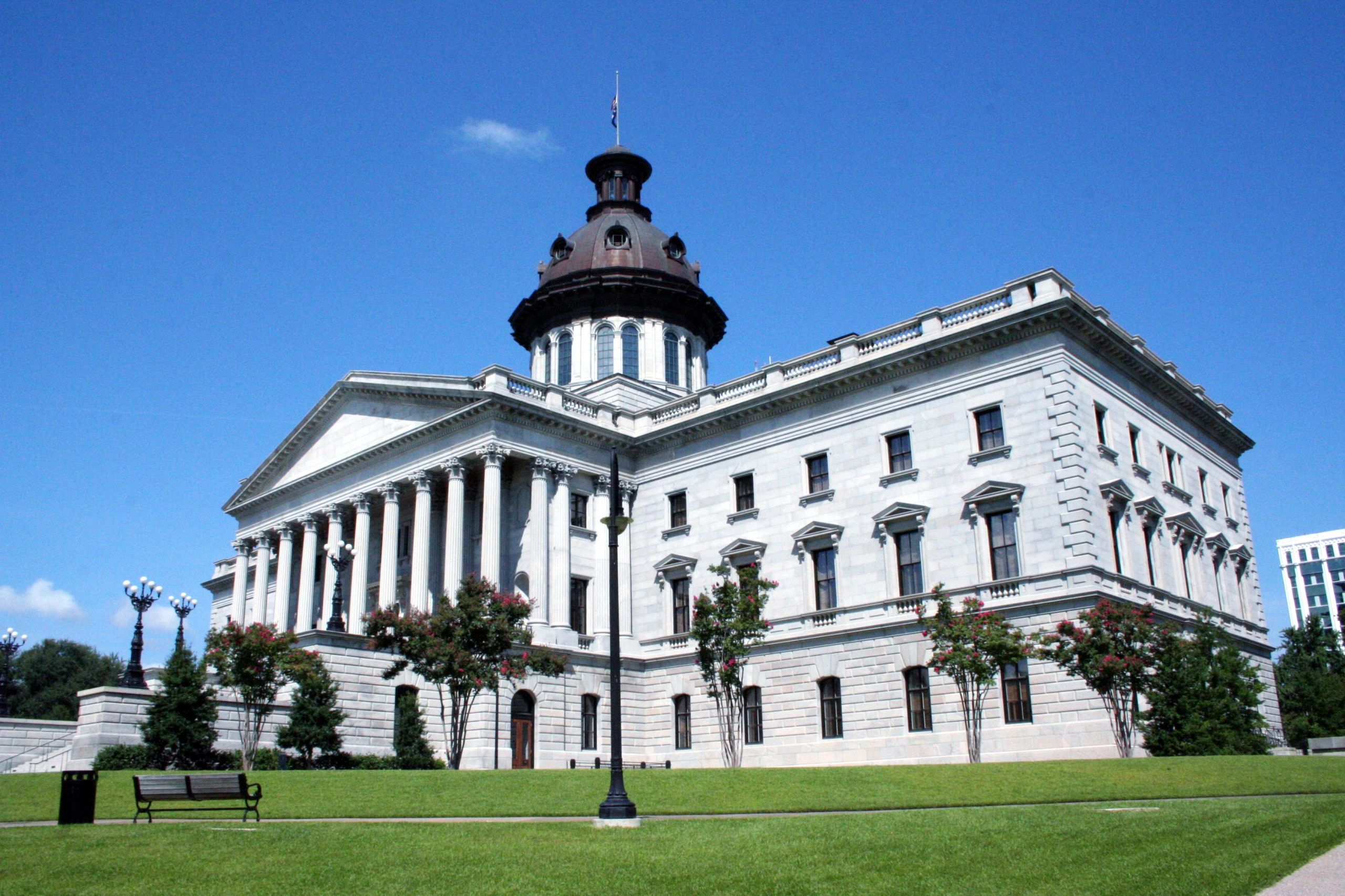 The SC State Capitol Building
