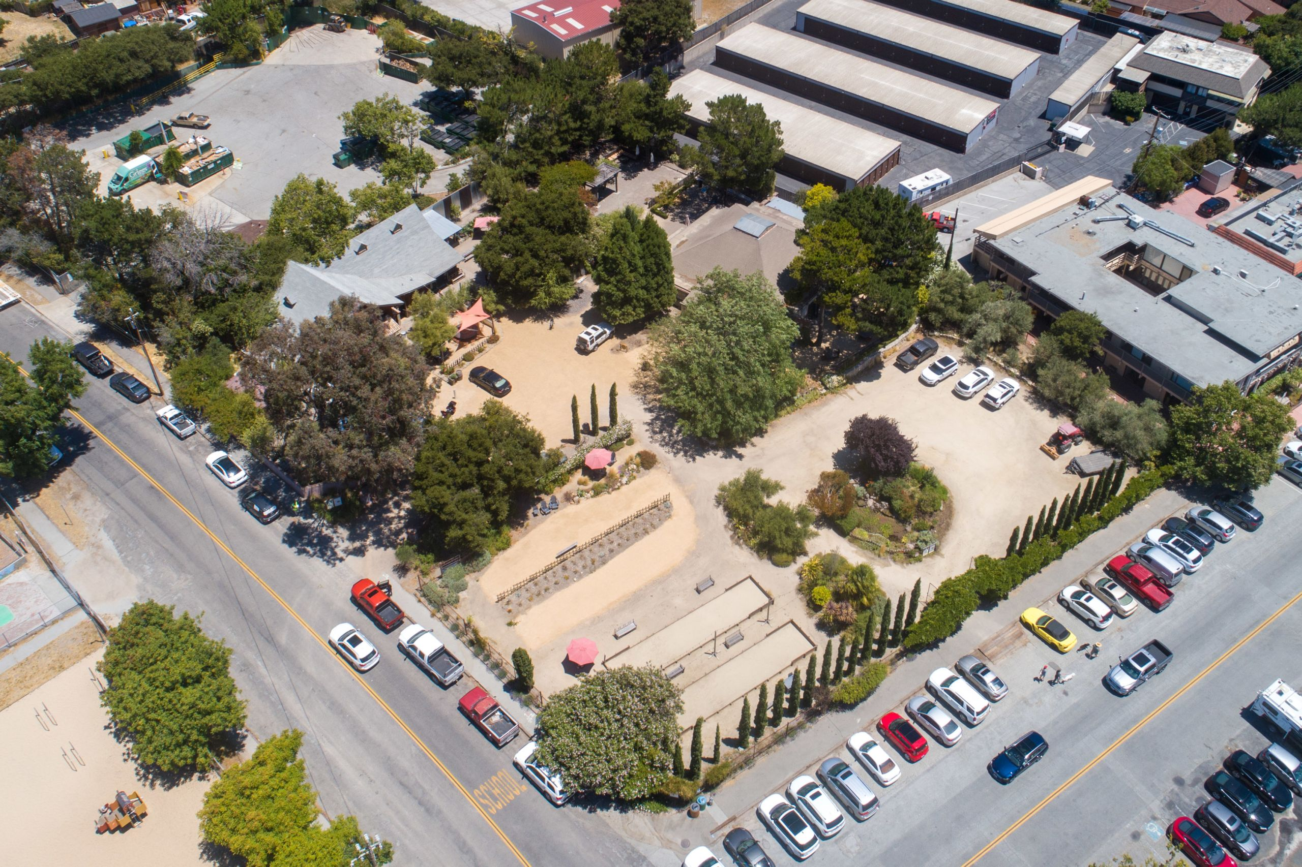 The Best Commercial lot in All of Carmel Valley!
