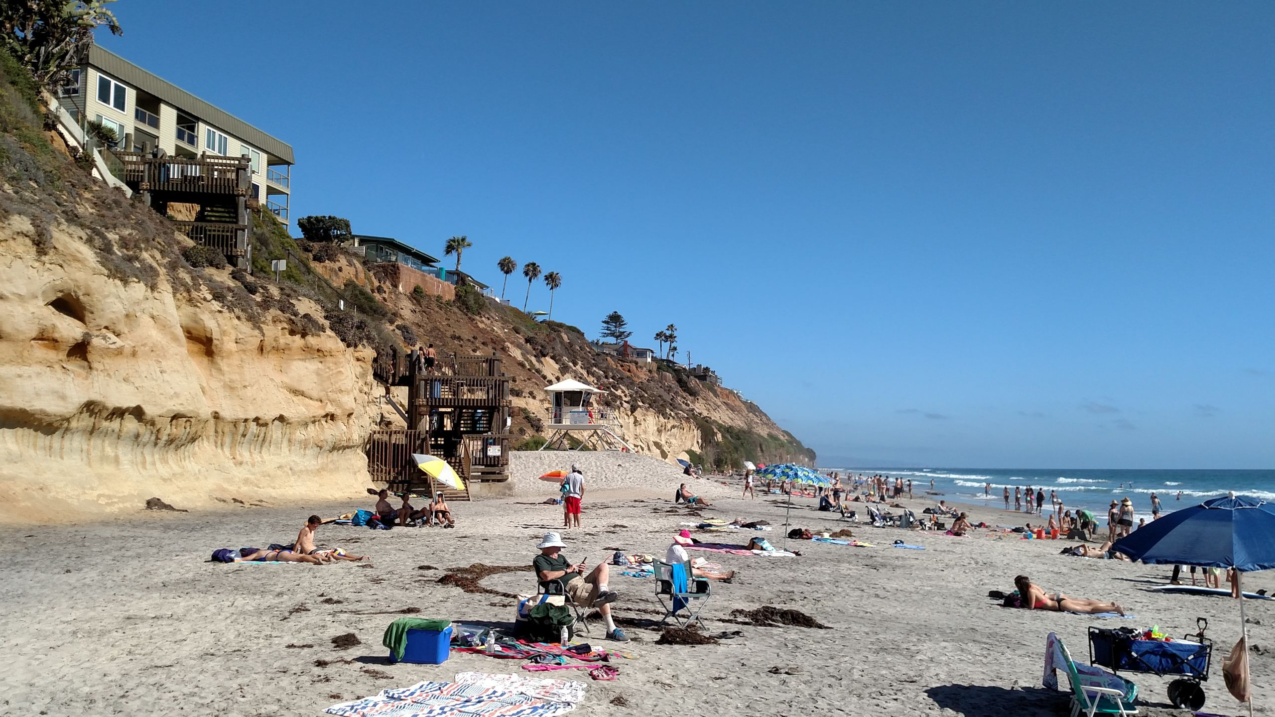 Encinitas Beaches and Bluff