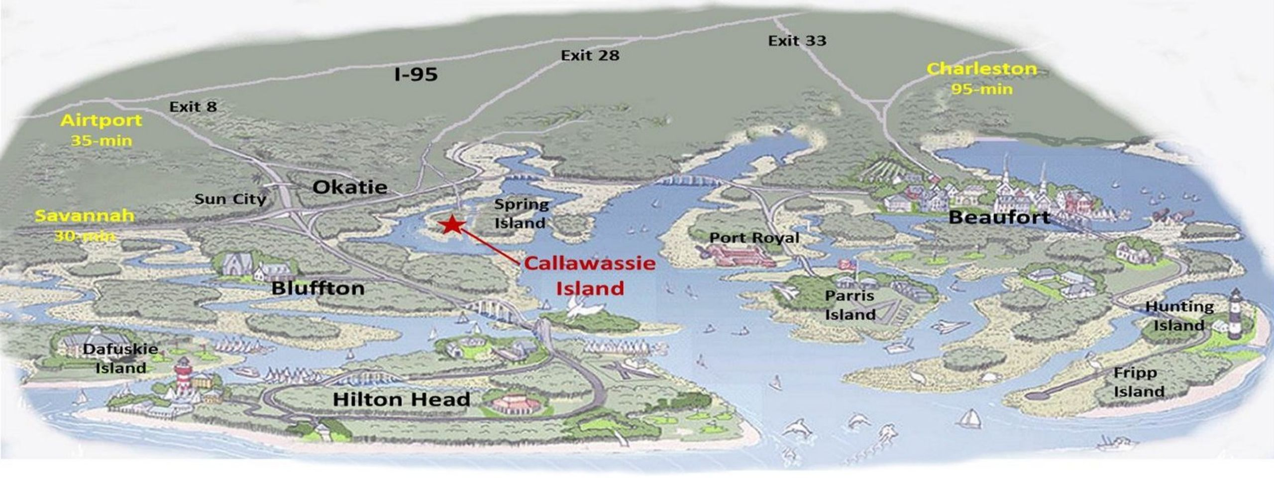 Callawassie Island is the Keystone of Select Lowcountry Communities