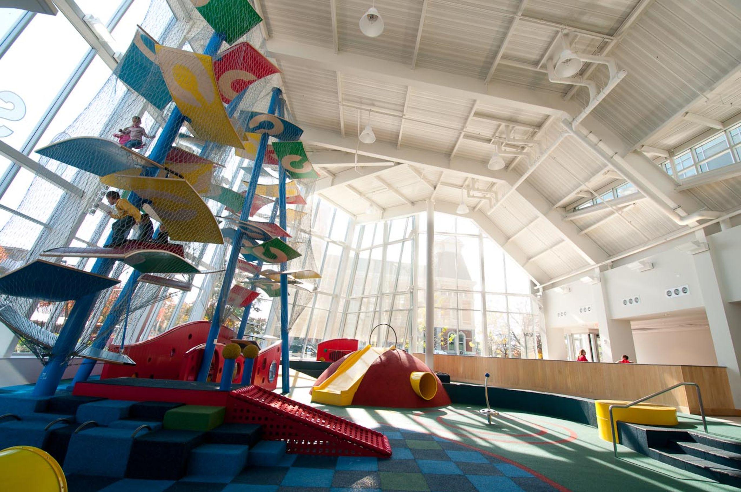 Commons Indoor Playground