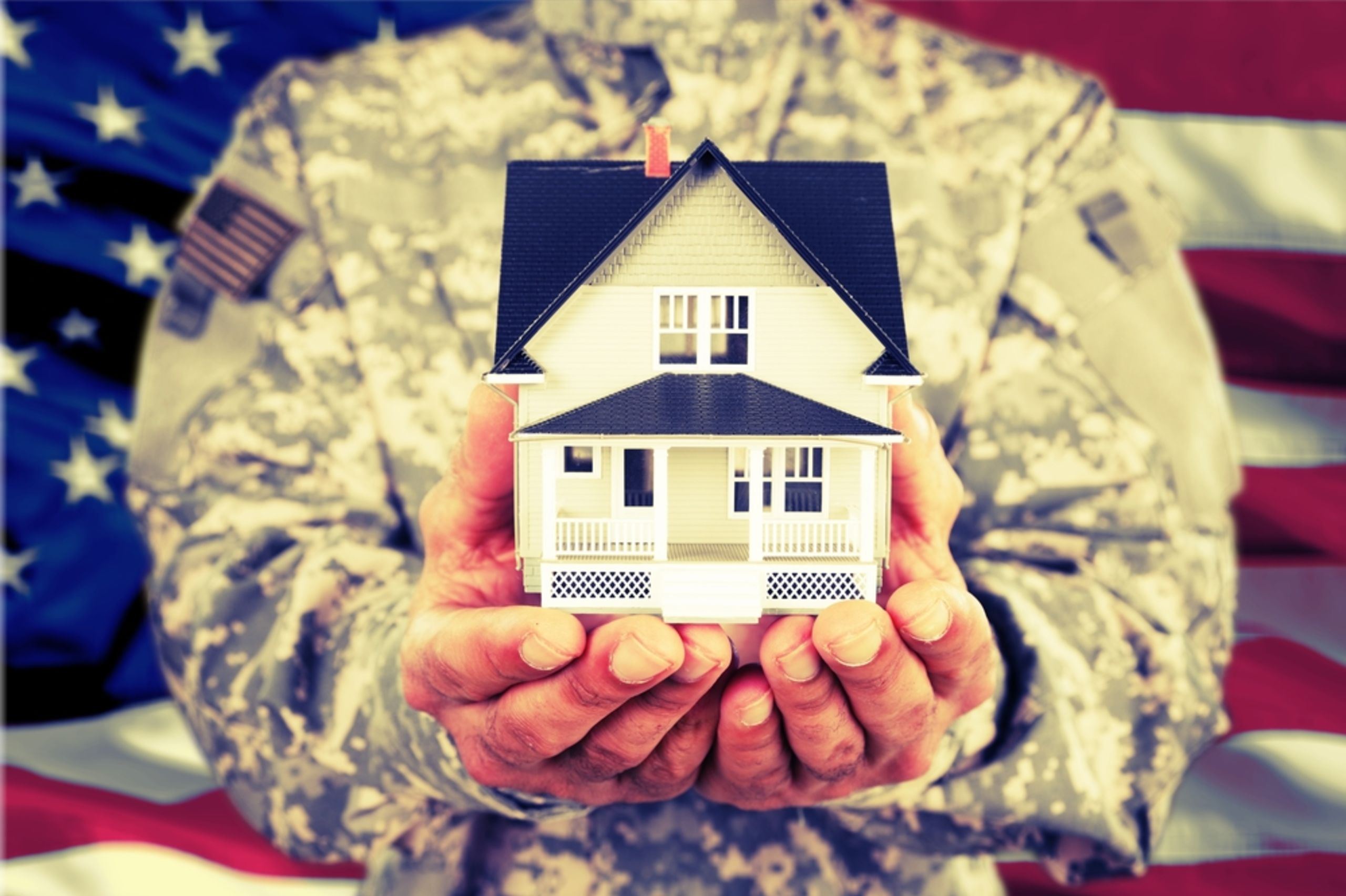 Military Real Estate Professional at your service