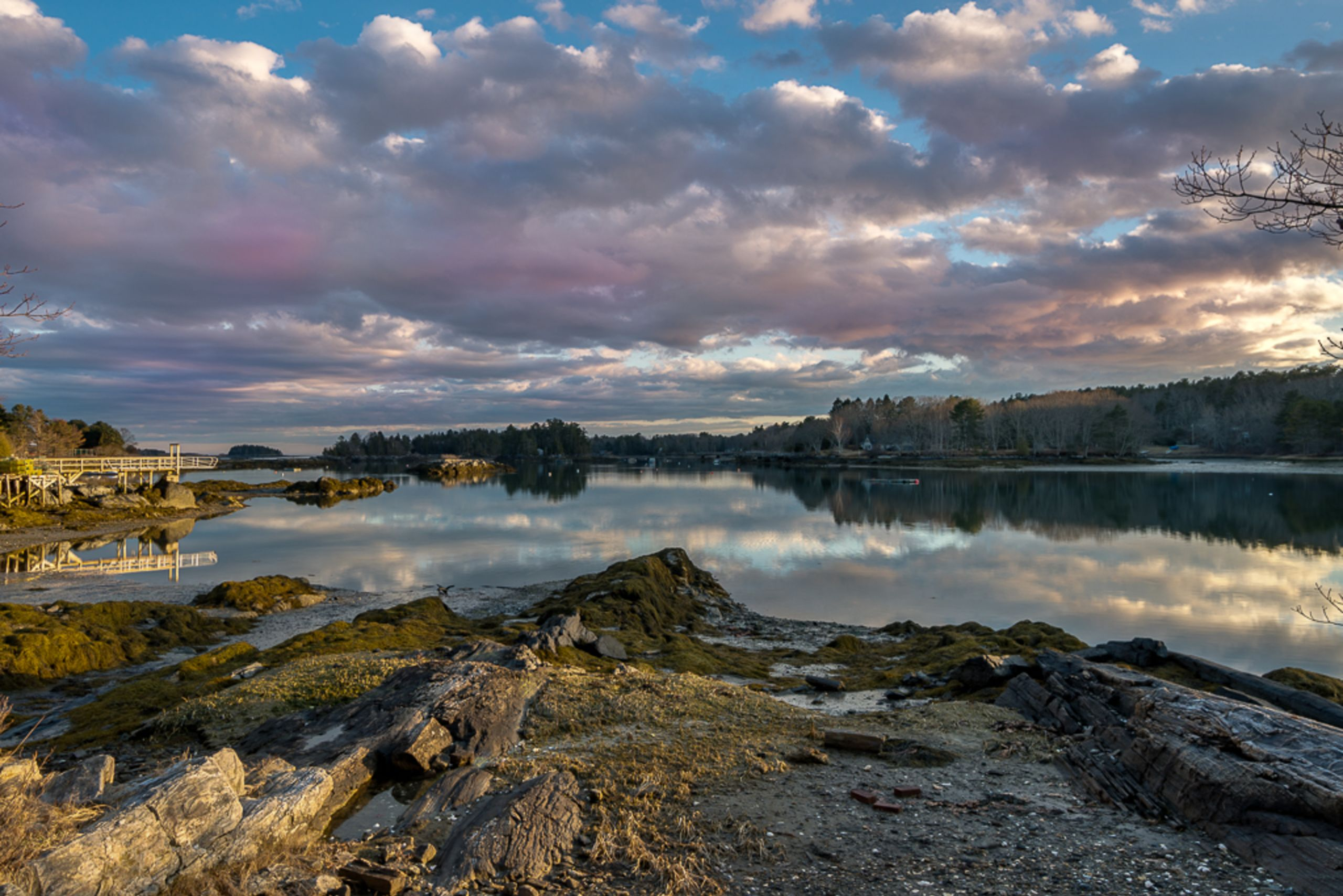 Clayton Point Road, Harpswell Maine