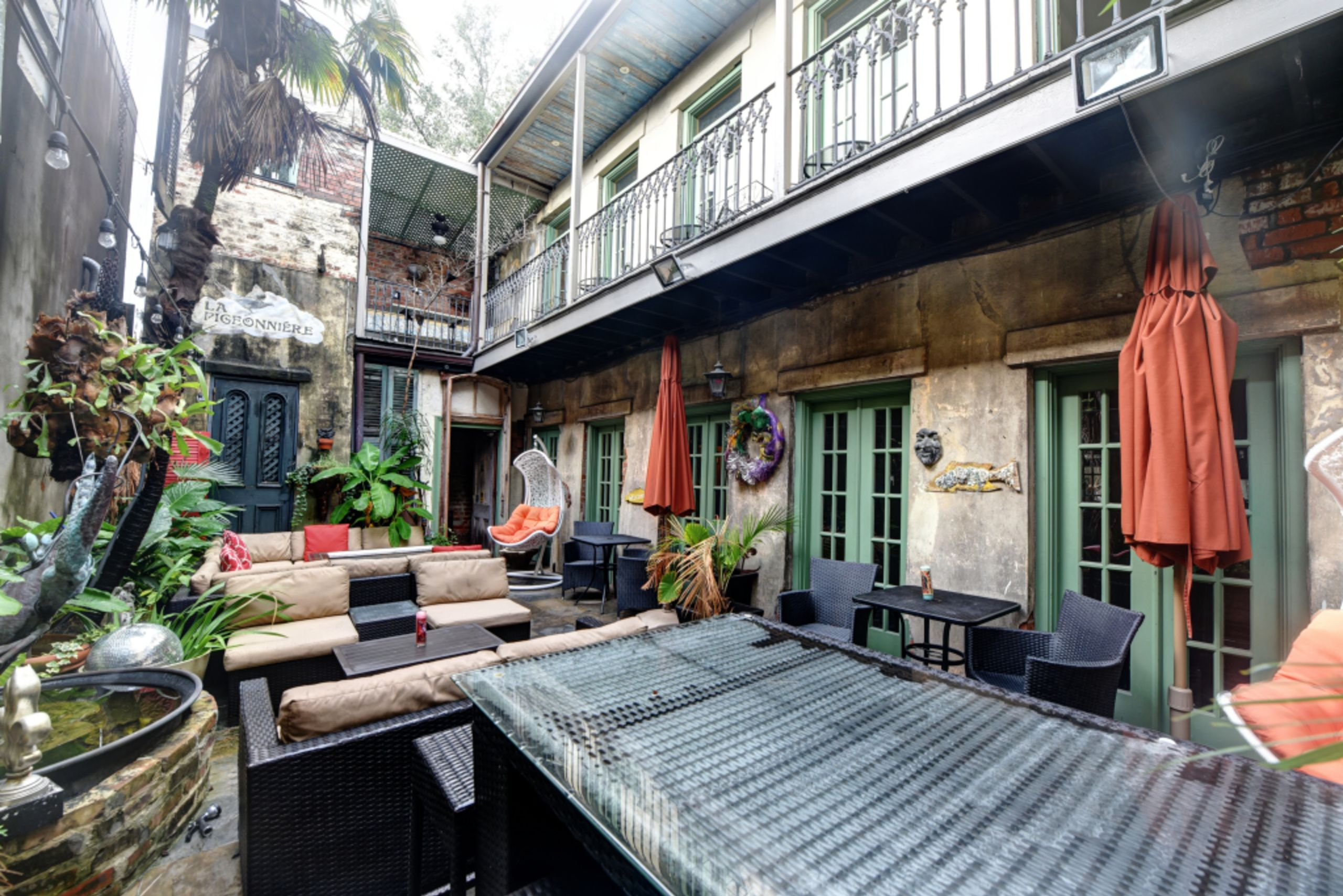 New Orleans French Quarter, Faubourg Marigny, Bywater, St Claude, St Roch, Musicians' Village, Holy Cross, downtown New Orleans properties