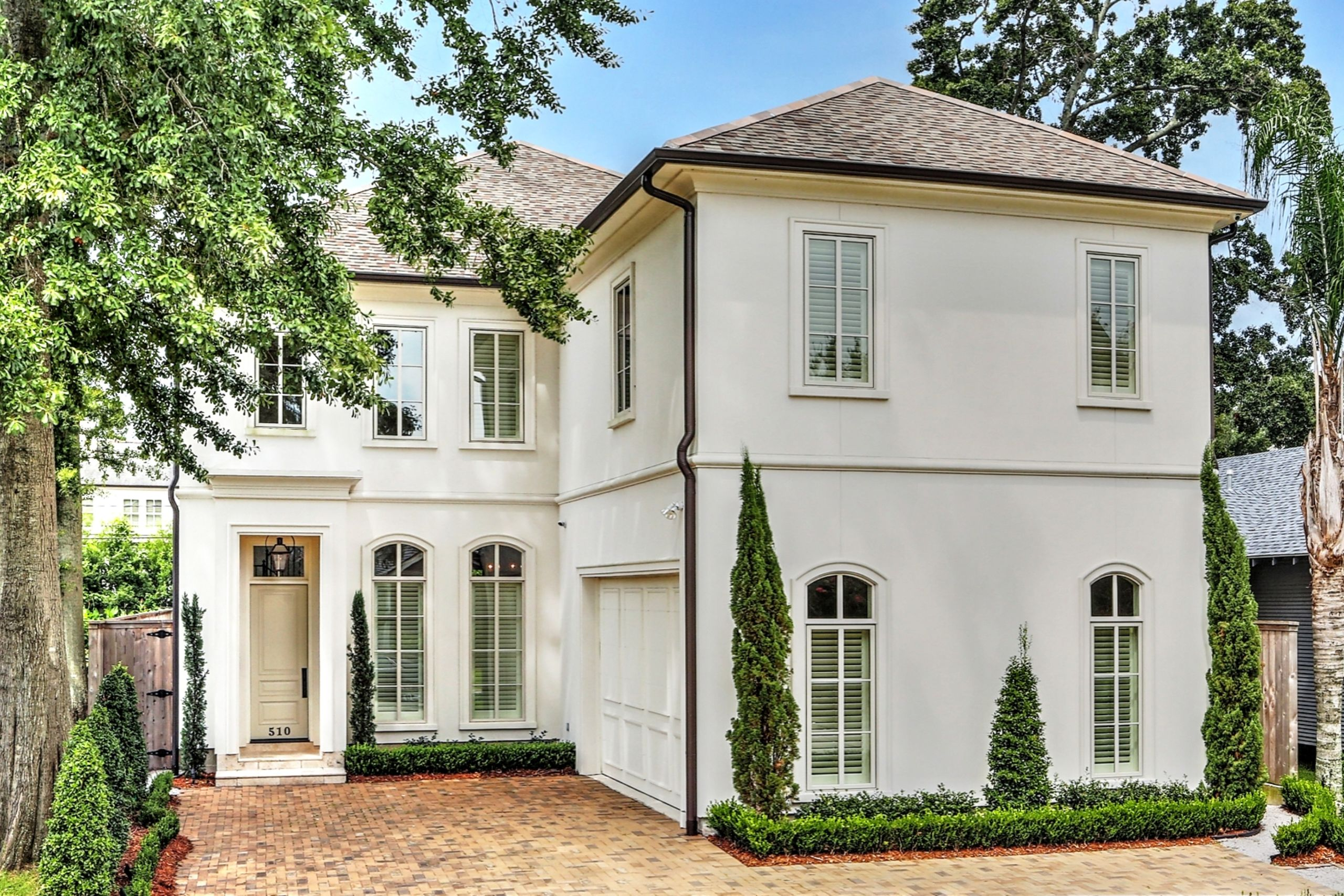 Custom homes for sale in Old Metairie