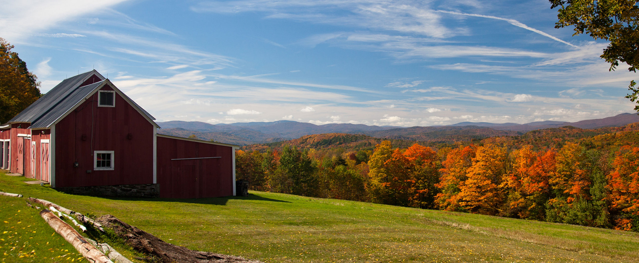 From Southern Vermont to the Champlain Valley . . .