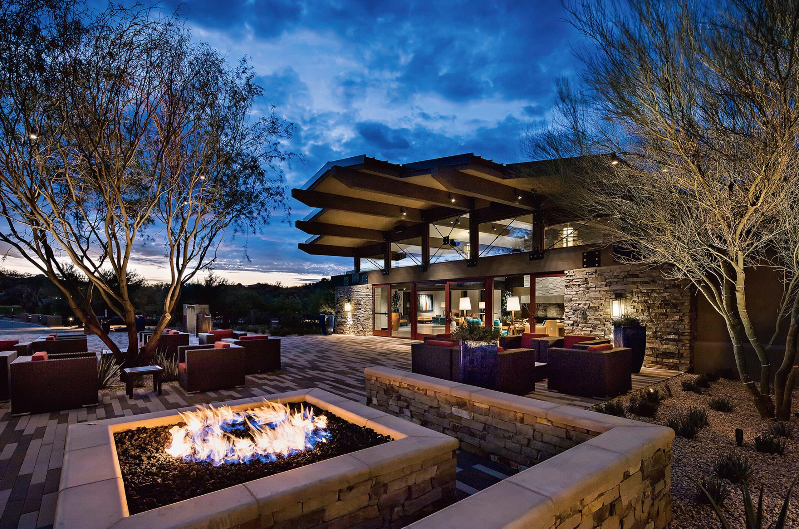 Sonoran health Spa at Desert Mountain