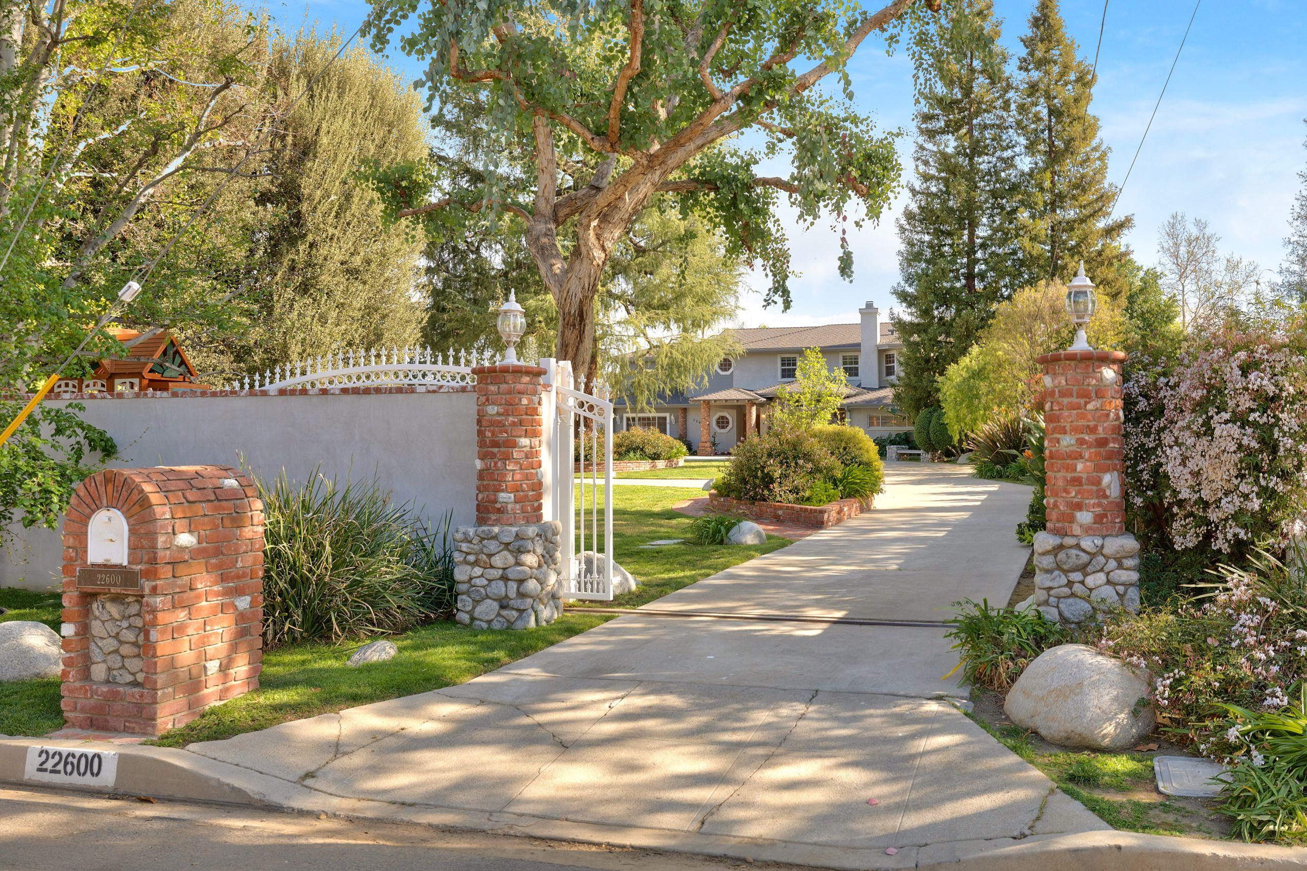 Gated Estate Home