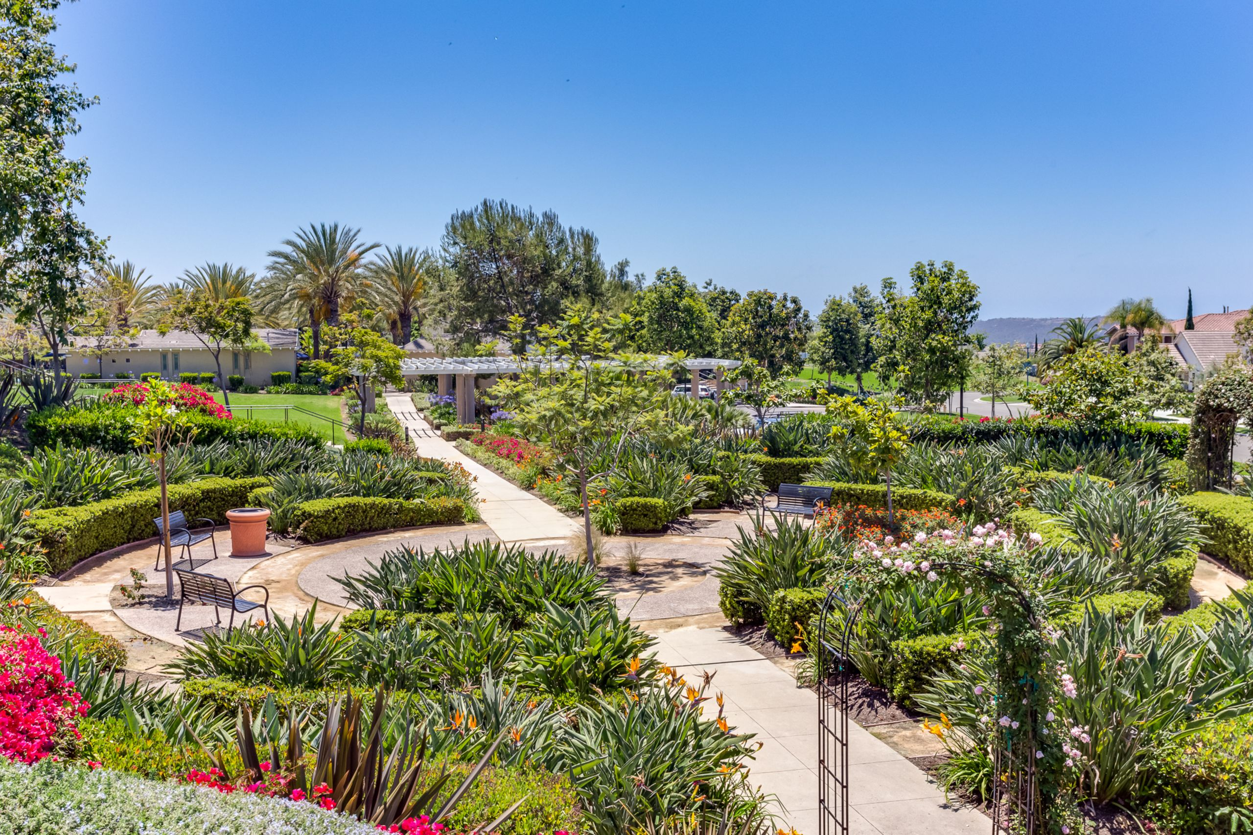 SAN DIEGO TO Los ANGELES - WE LOVE GARDENS