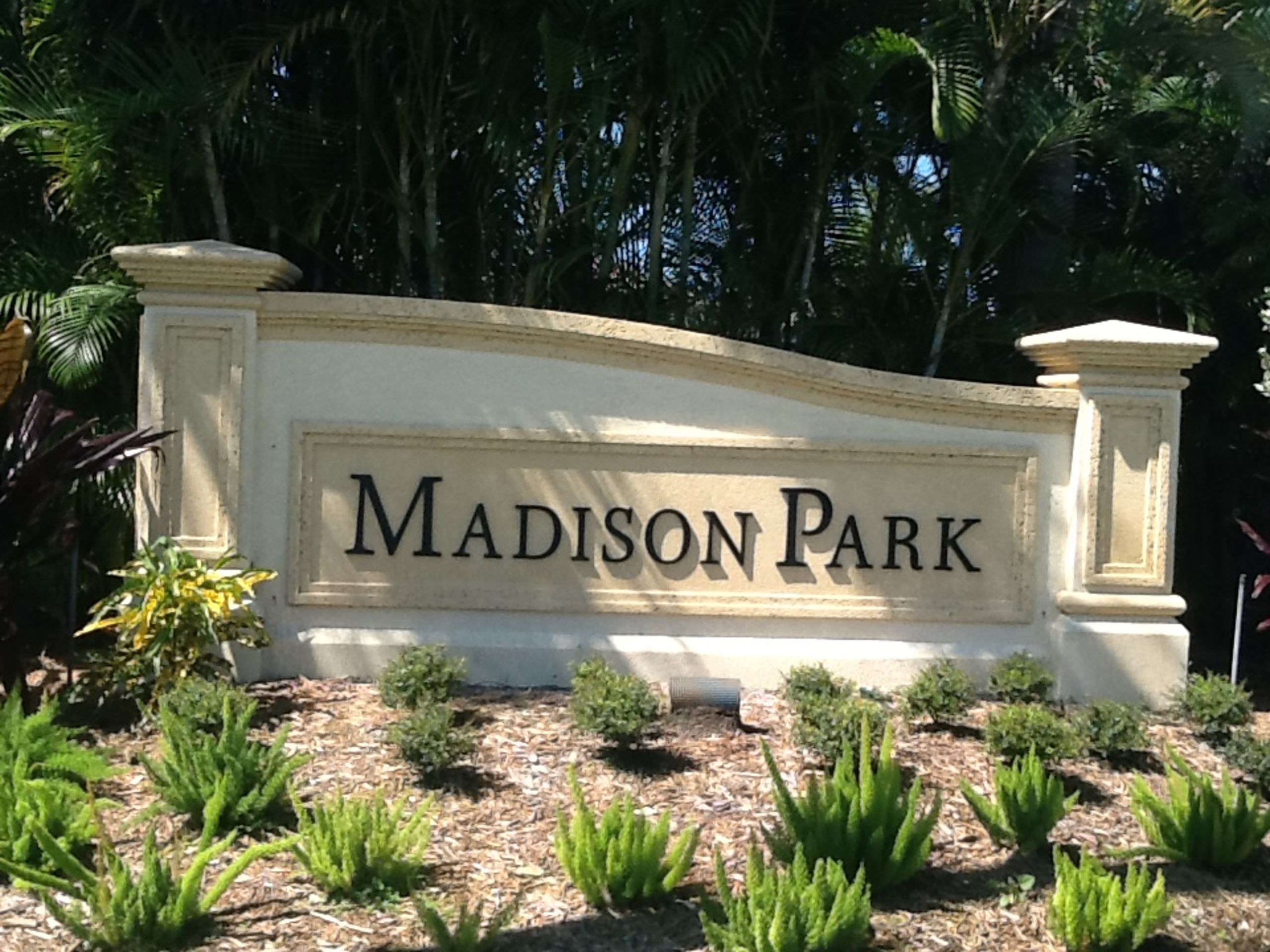 Welcome to Madison Park in Naples, Florida