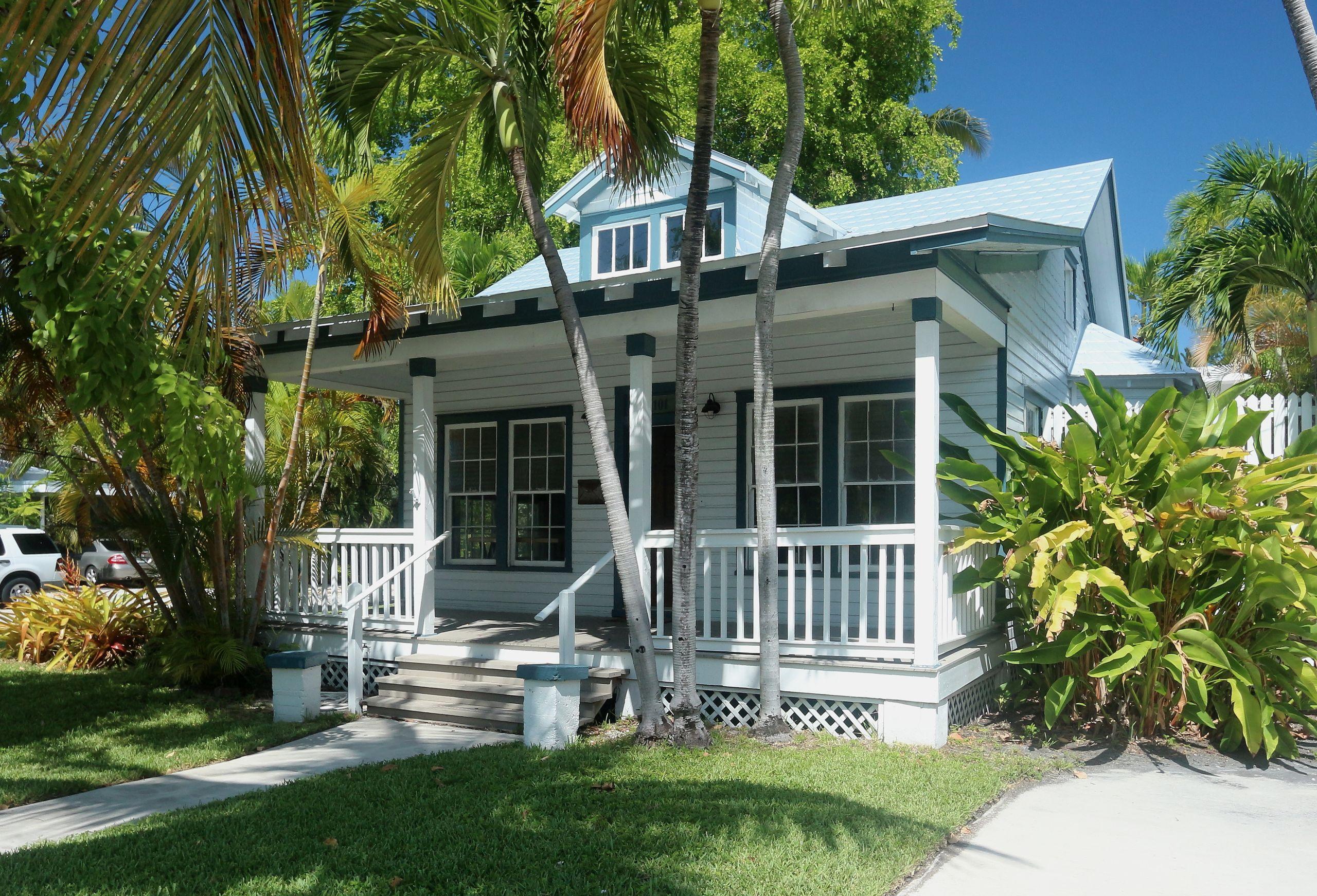 1101 Flagler Ave.., Key West - Now $899,000