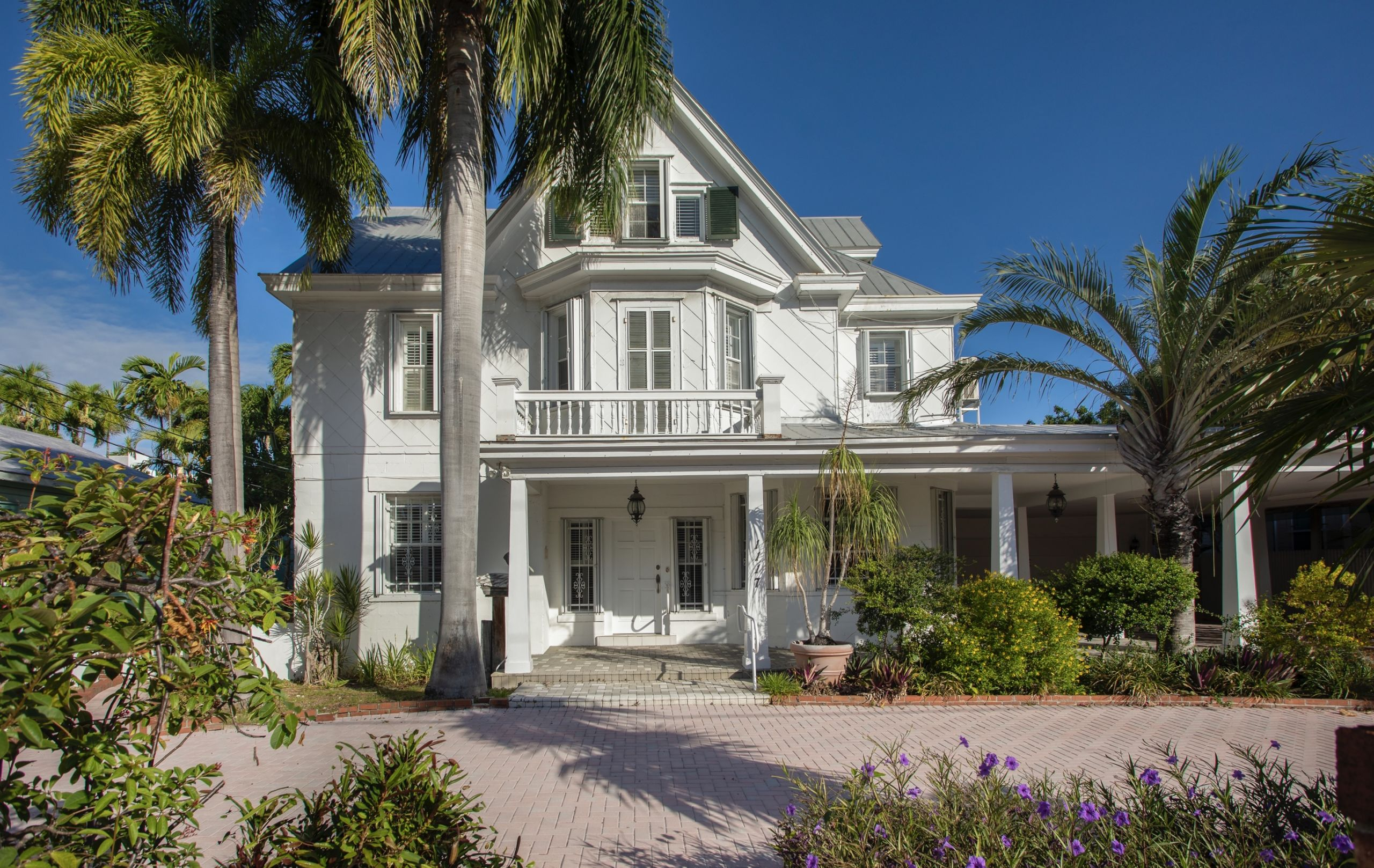Major Price Improvement for a Grand Key West Home, 1117 Flagler Ave.