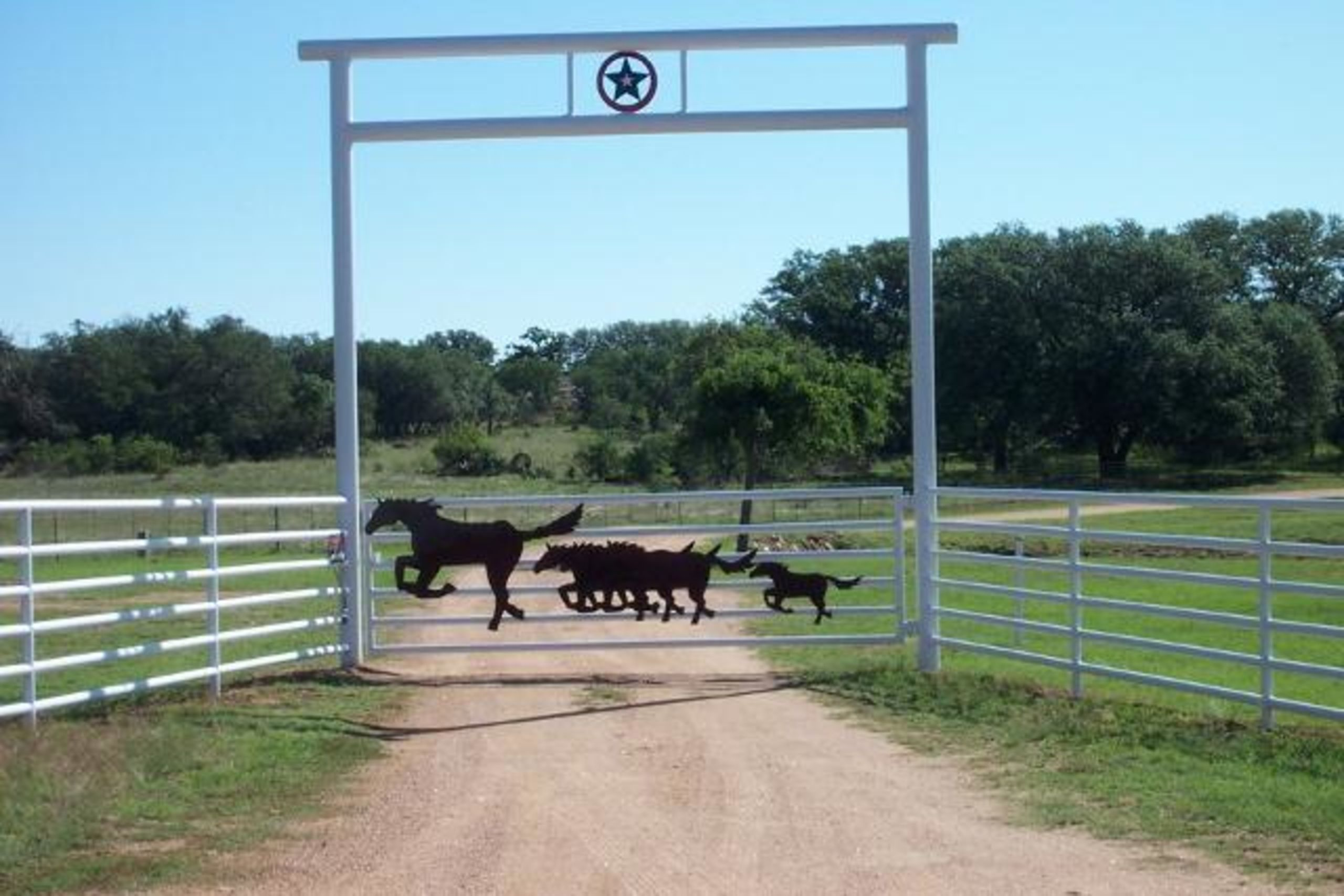 Texas Hill Country Horse Property