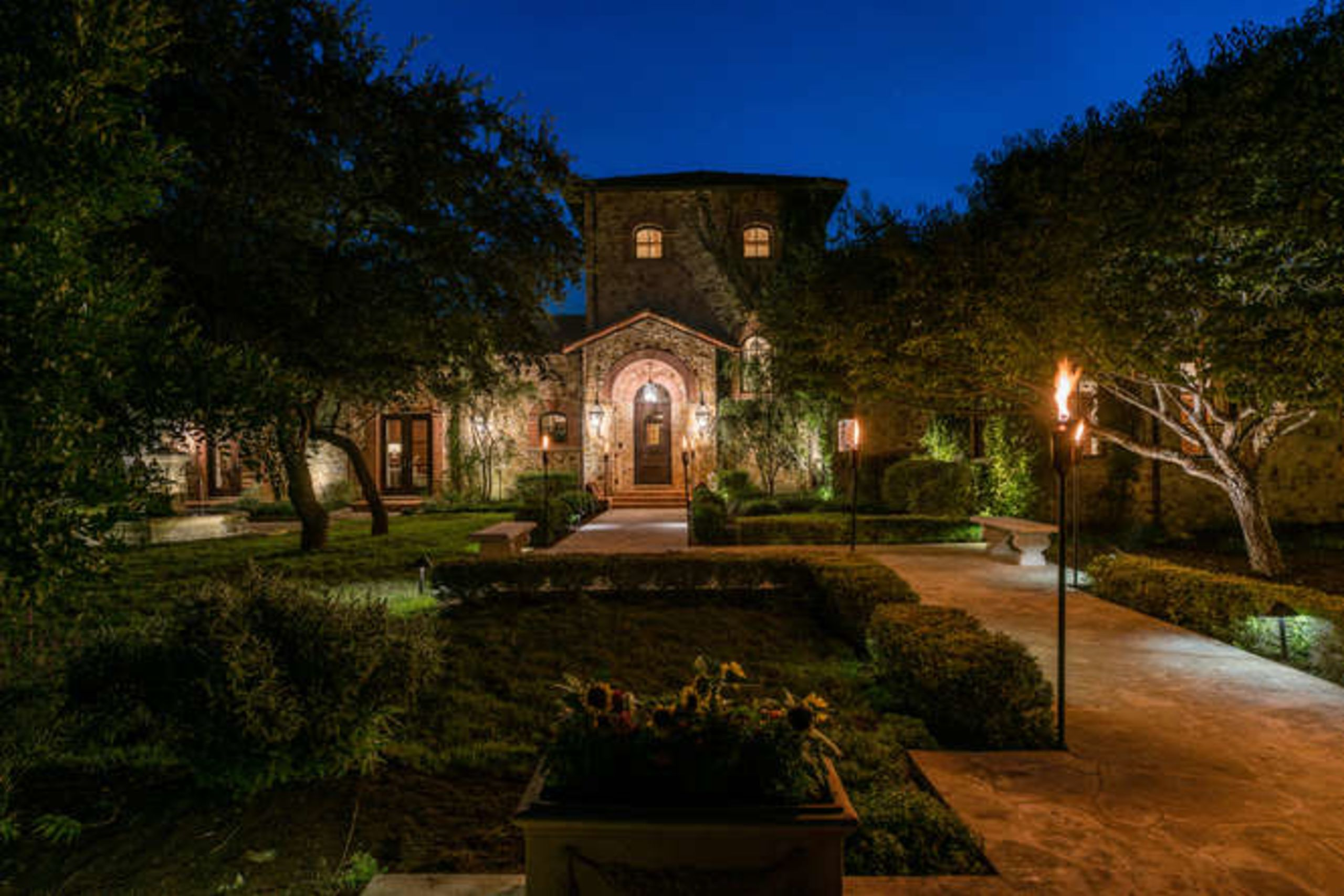 Texas Tuscan Villa Driftwood, Texas