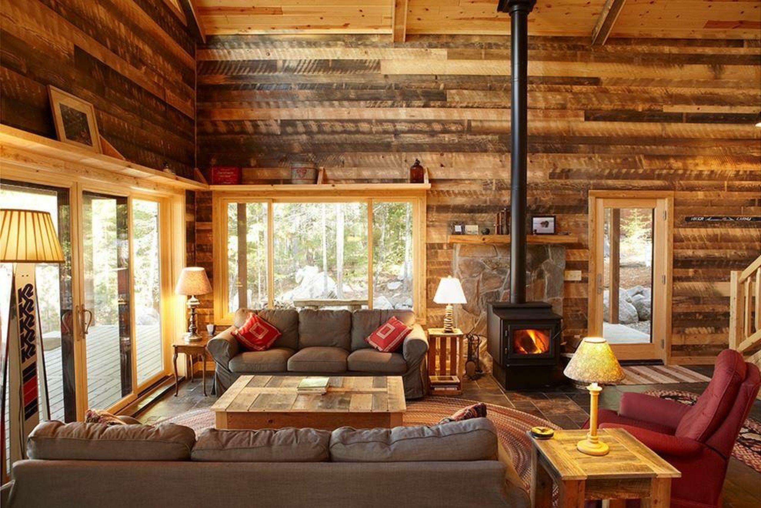 Vacation or live near the slopes, or your favorite outdoor activity