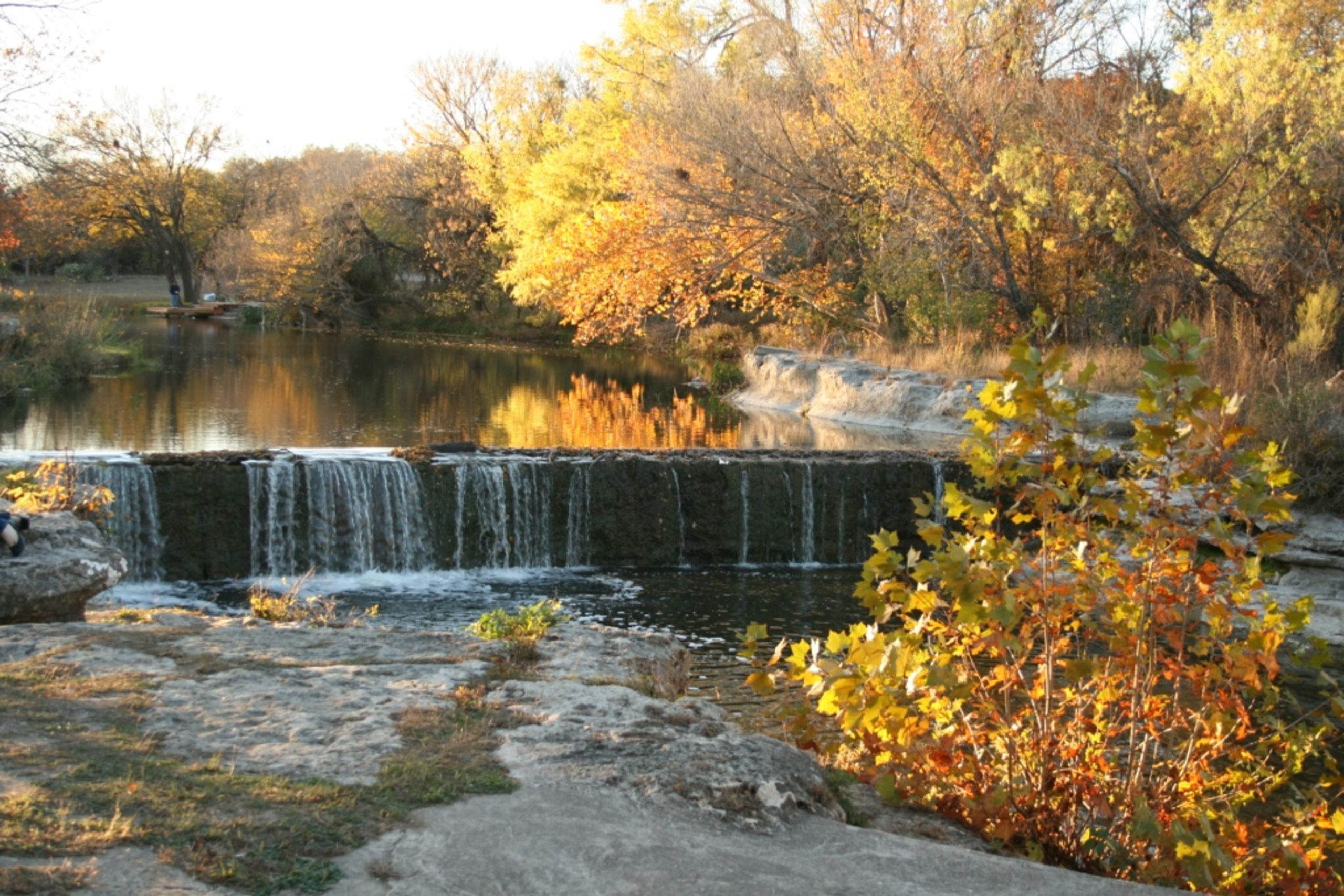 Waterfall at Brushy Creek, Round Rock