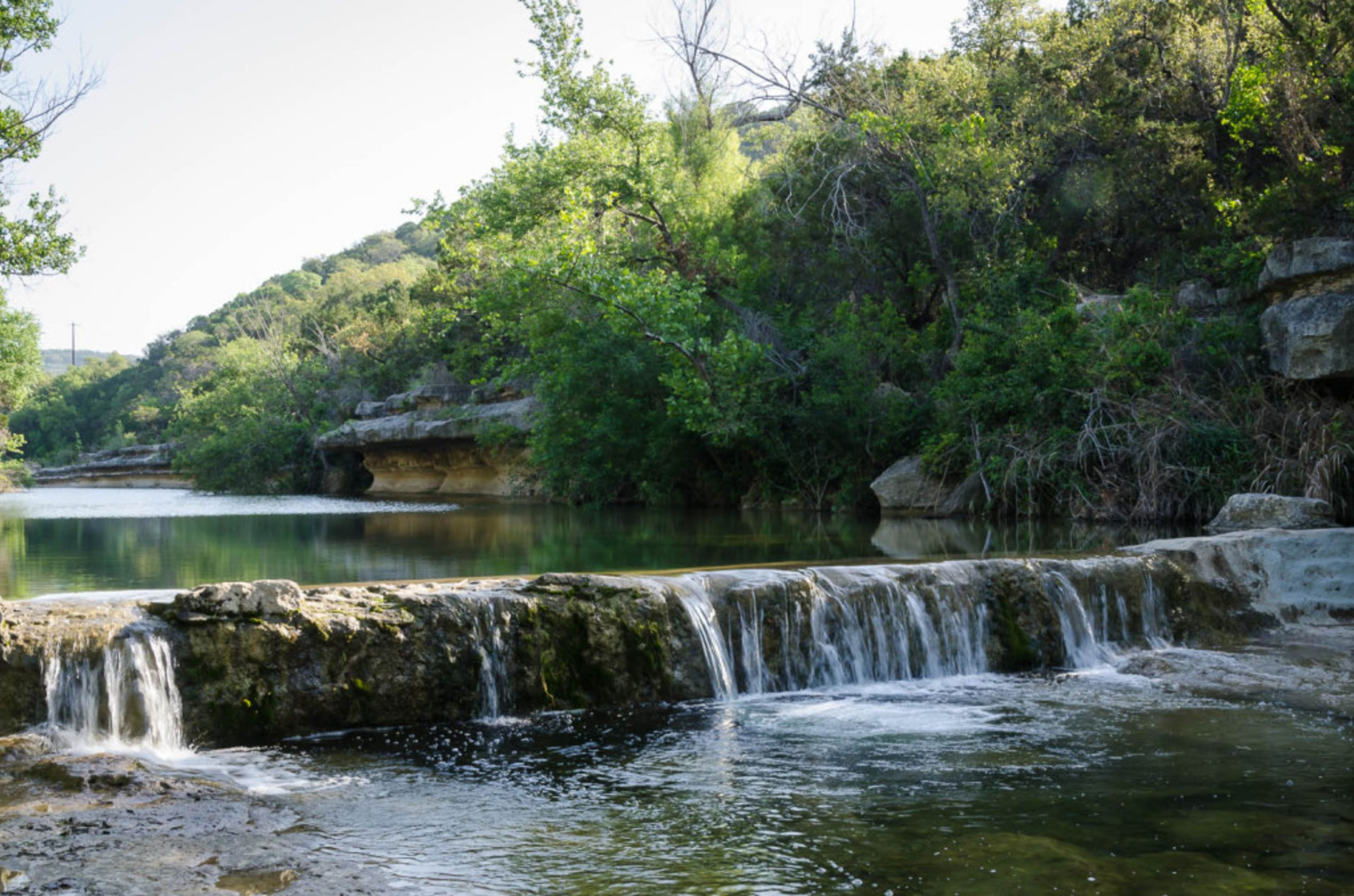Discover the natural beauty of Barton Creek Greenbelt