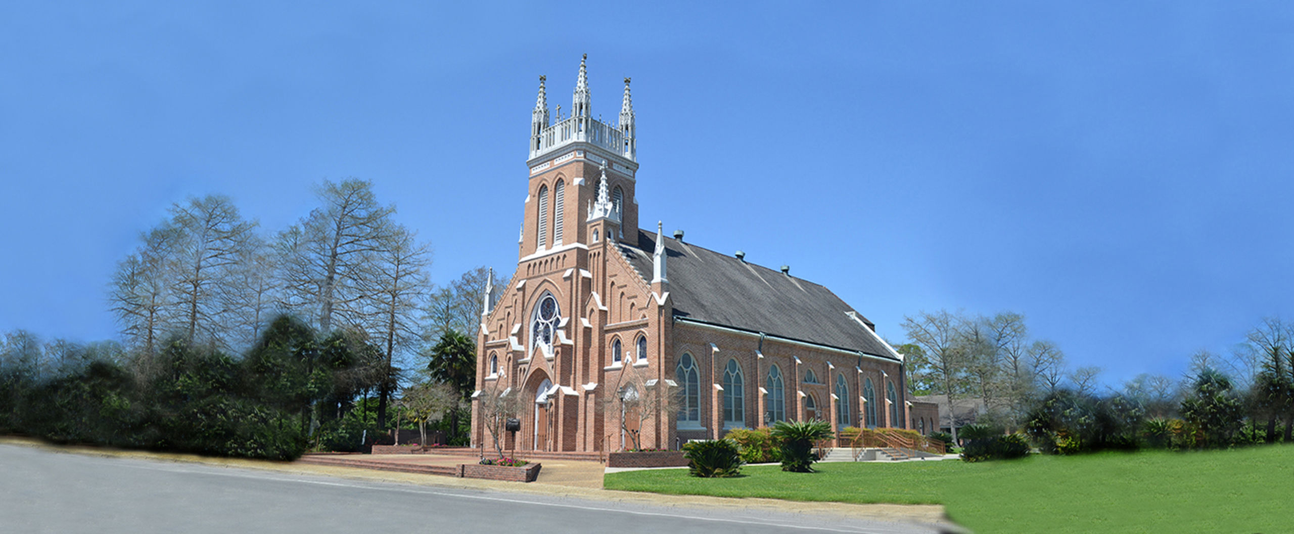 St. Mary of False River Catholic Church