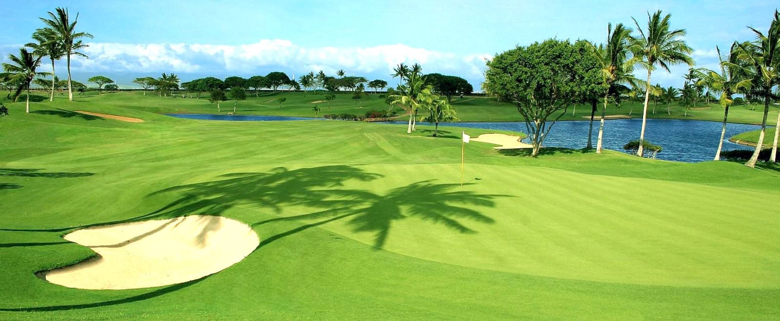 Fabulous golf courses