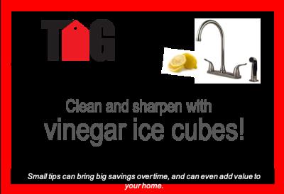 TAG Tip – A clean garbage disposal?