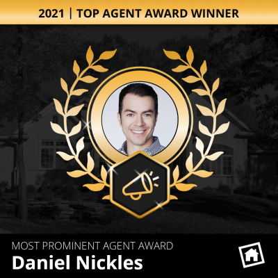 Most Prominent Agent Award 2021