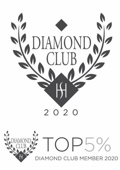 Top 5% ~ Diamond Club 2020