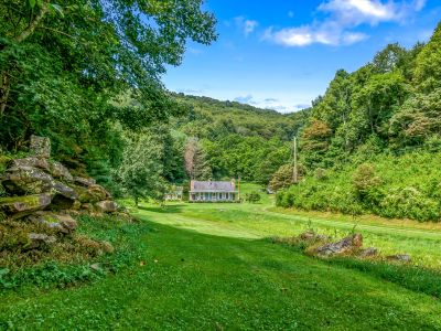 FOR SALE! Renovated Farmhouse on 41+ Acres w/ Privacy