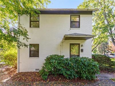 Just Listed: Affordable Townhouse Near Mission Hospital