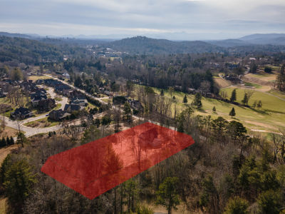 New Green Built Construction for Sale by Asheville Golf Course