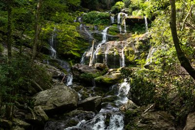 Best Waterfall Hikes in Western North Carolina