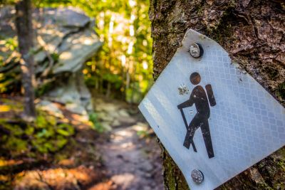 10 Major Hiking Trails Close to Asheville