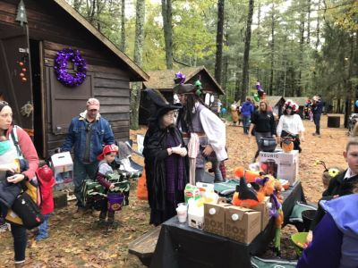 2cd Annual Camp Kiwanee Halloween Extravaganza, Sun. 10/27 12 PM to 4 PM