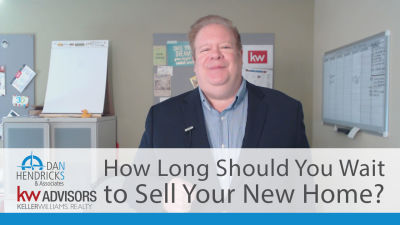 How Long You Should Wait to Resell Your New Home
