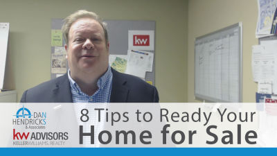 8 Tips for Preparing Your Home to Sell