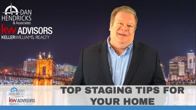 Top Staging Tips For Your Home