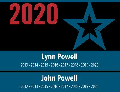 JOHN & LYNN POWELL