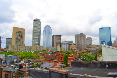 OFF MARKET: Create Your Dream Condo! South End One Bed with Private Roof Deck Access!