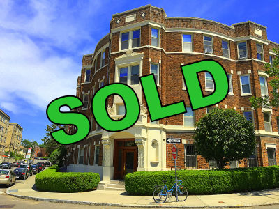 SOLD: 2-Bedroom Brighton Condo – Deeded Parking, Renovated