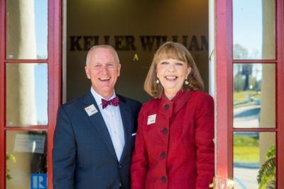 Jeffrey Welsh & Carol Poche'