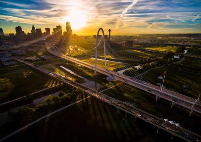 All About Dallas's Signature Trinity River Bridges