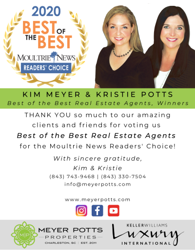 MOULTRIE NEWS READERS' CHOICE BEST OF THE BEST WINNERS
