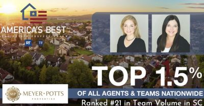 """Meyer Potts Properties earns """"Americas Best Agents Award"""" by Real Trends"""